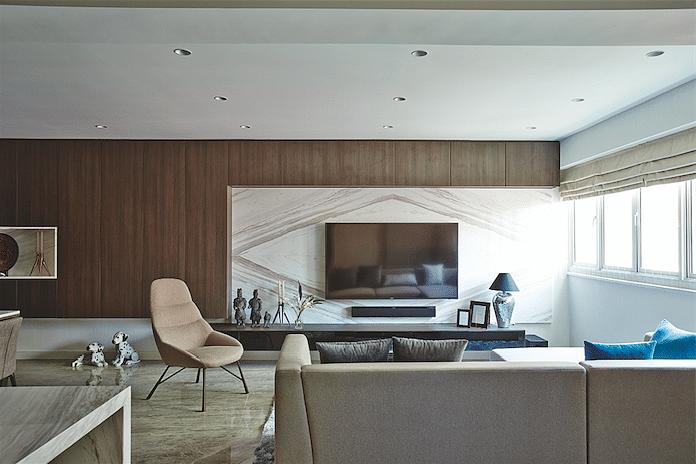 Living Room Design Ideas 7 Contemporary Storage Feature Walls Home Decor Singapore