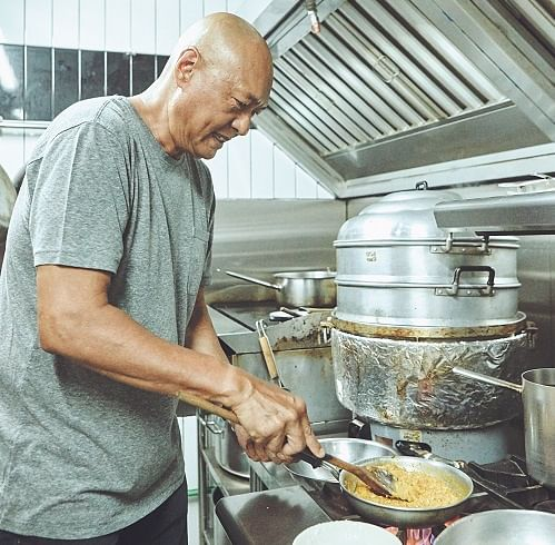 home entertaining hawker chefs for hire damian dsilva