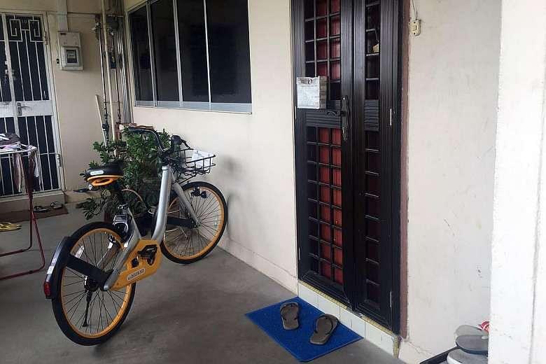 bike sharing scheme penalty for stealing bikes
