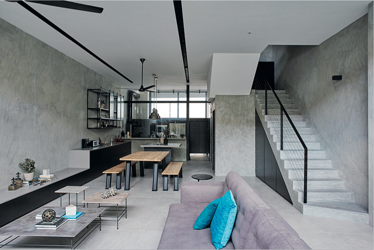 House Tours 19 Terrace House Designs To Be Inspired By