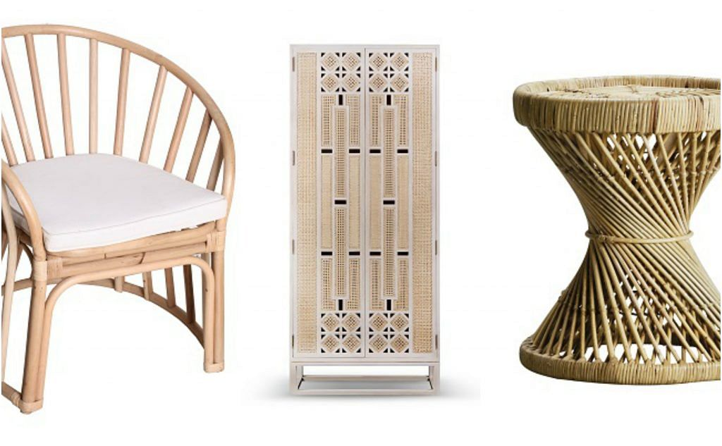 Shopping: 10 functional and trendy rattan pieces for your ...