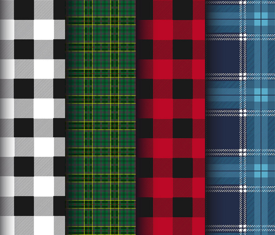 What S The Difference Between Plaid Checks Gingham Flannel And Tartan Home Decor Singapore