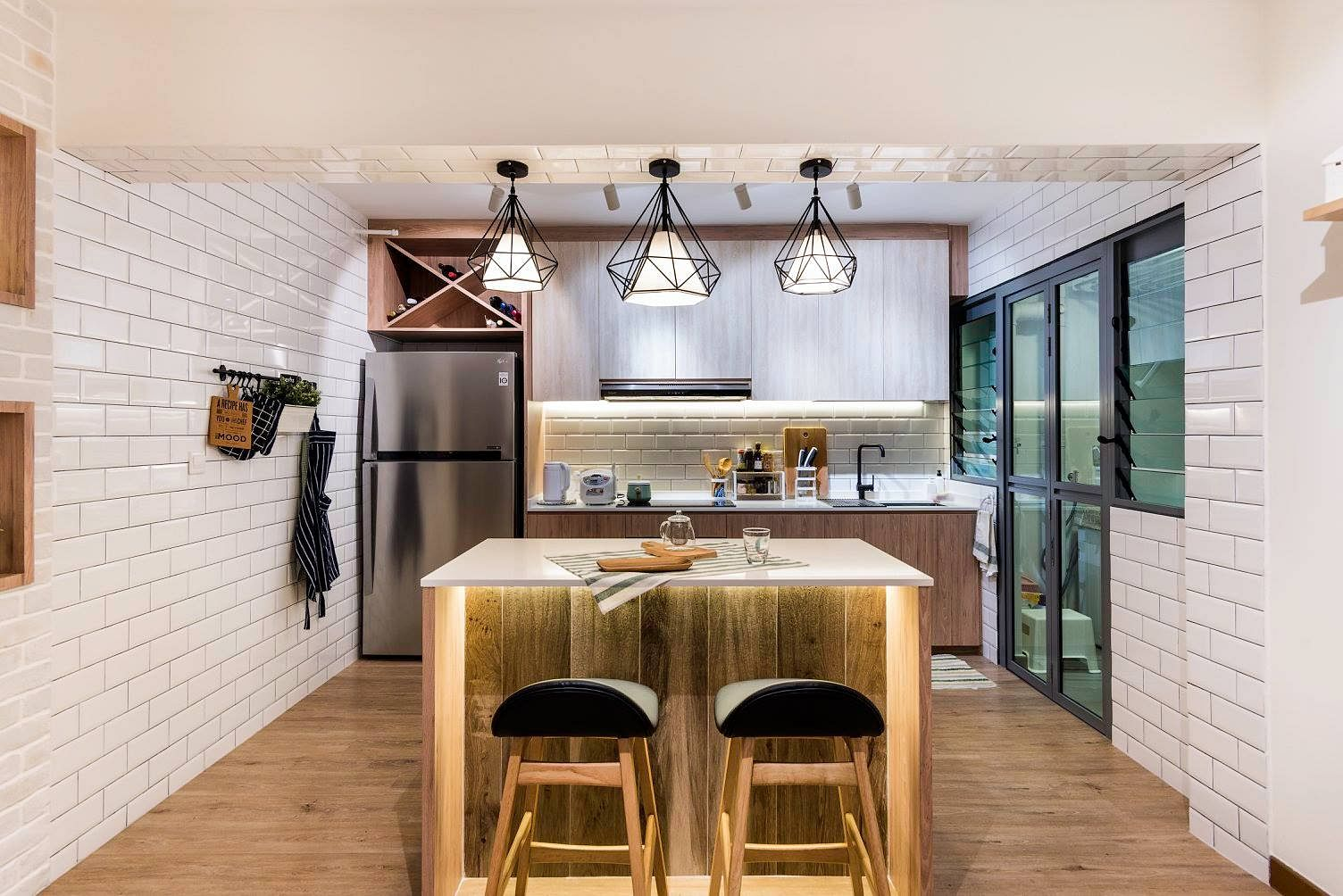 House Tour: Scandinavian-style, cafe-inspired five-room ...