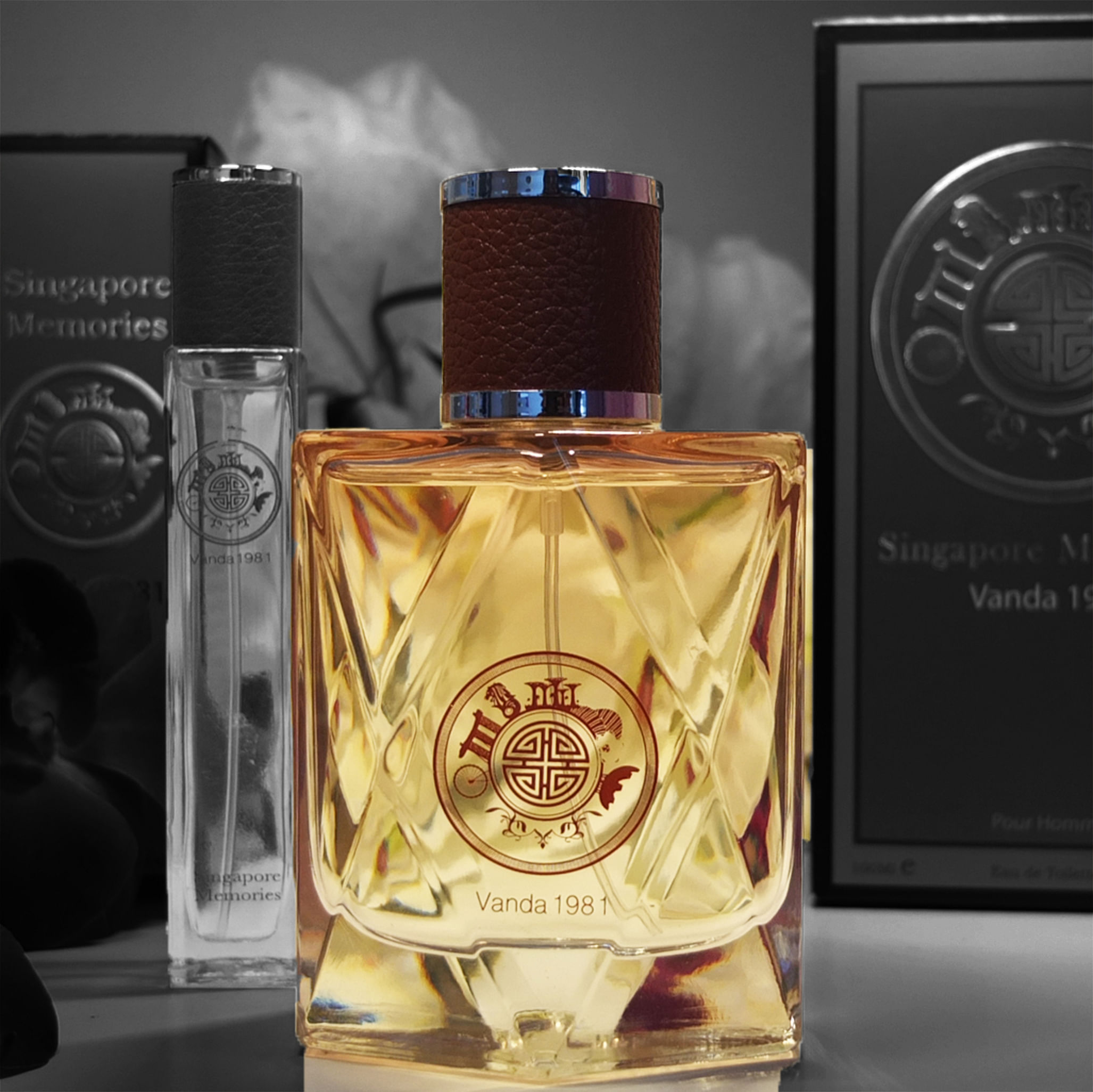 singapore perfume with orchid scents from singapore memories