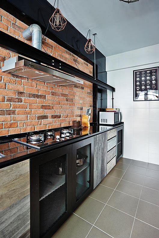 Ideas For A Non Tile Kitchen Backsplash