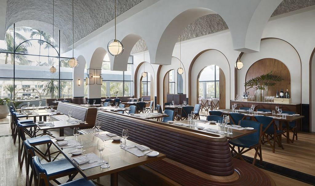 Exquisite Interiors In These Award Winning Local Restaurants Home Decor Singapore