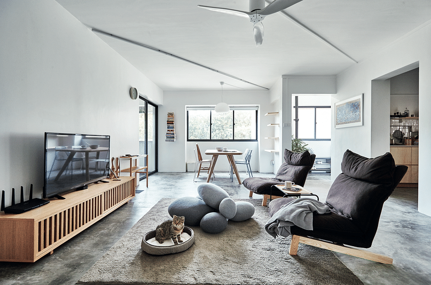 19 Stylish Homes With Ceiling Fans