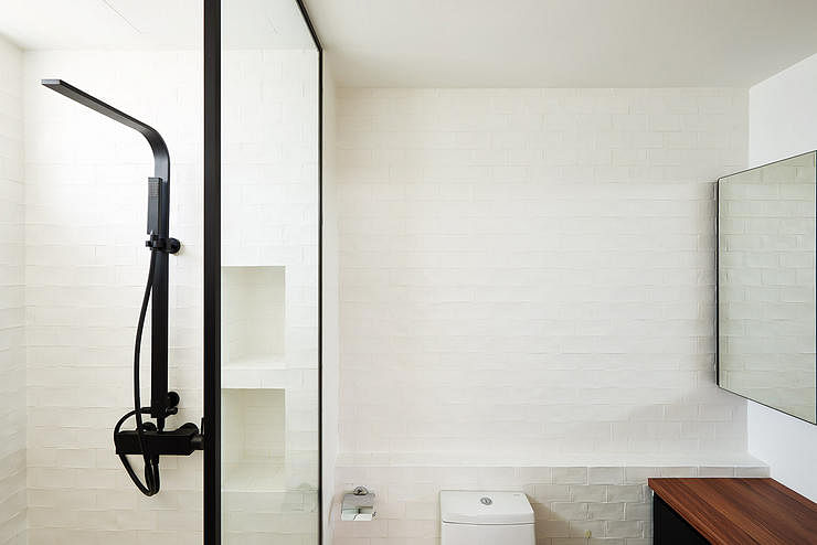 10 Black And White Bathrooms That Stand Out Home Decor Singapore