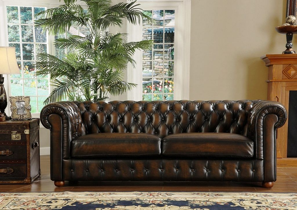 Chesterfield Sofas For The Living Room