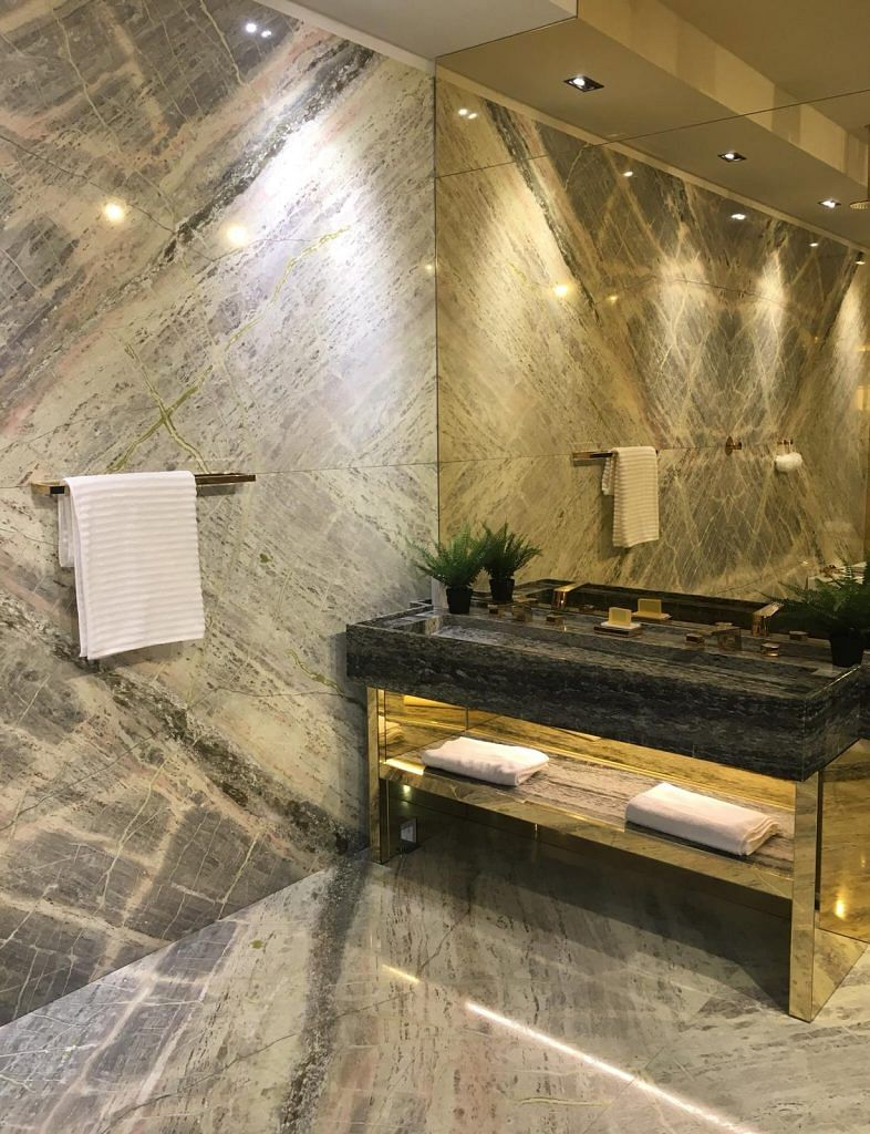 6 Ways To Incorporate A Marble Look Feature Wall At Home Home Decor Singapore
