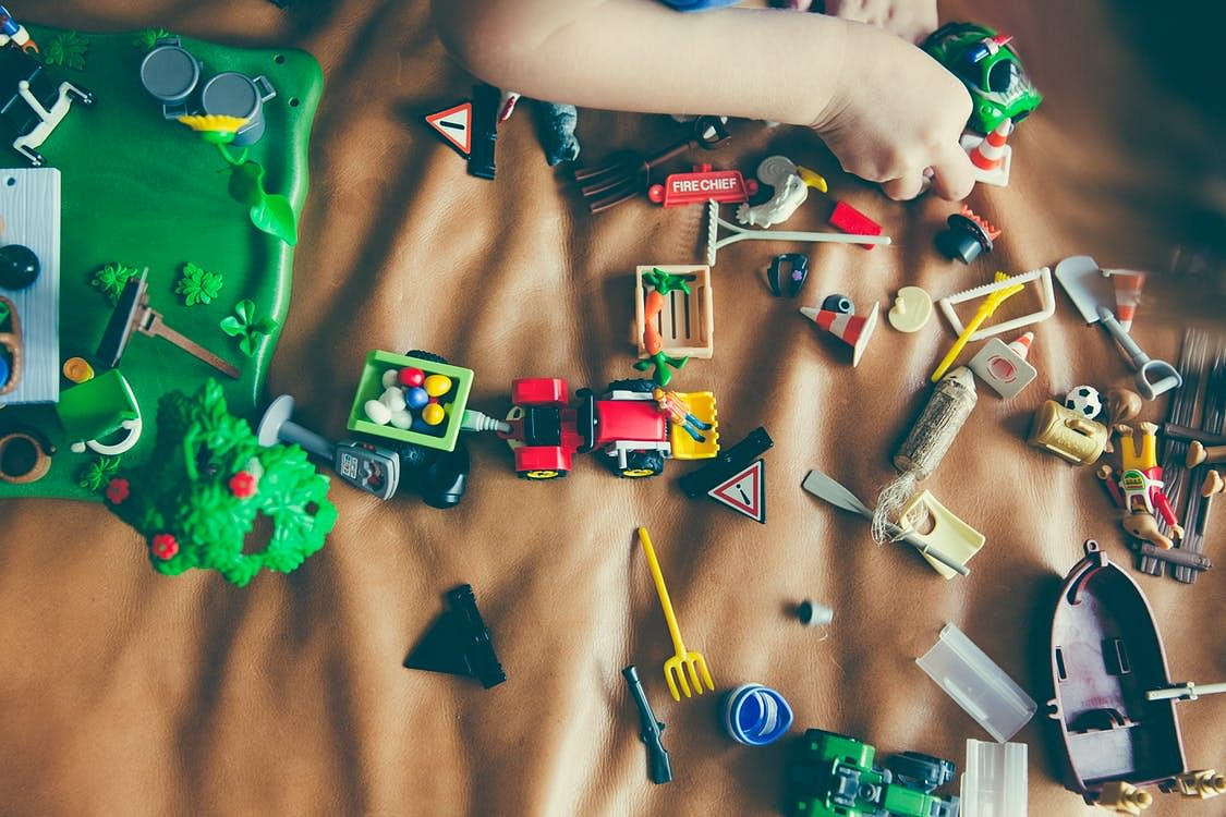 organisation tips for children home and decor