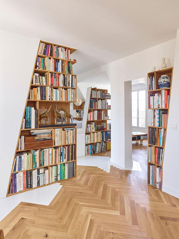 10 Unusual Bookshelf Ideas To Incorporate Into Your Home Library Or Office Home Decor Singapore