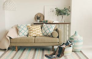 Style Spy with Domenica: get the look of bohemian-chic interiors at home