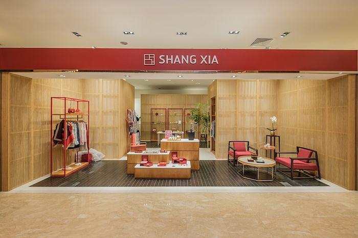 Shang Xia pop-up in Singapore at Takashimaya