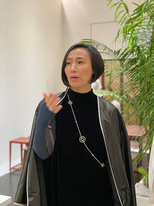 Jiang Qionger founder of shang xia