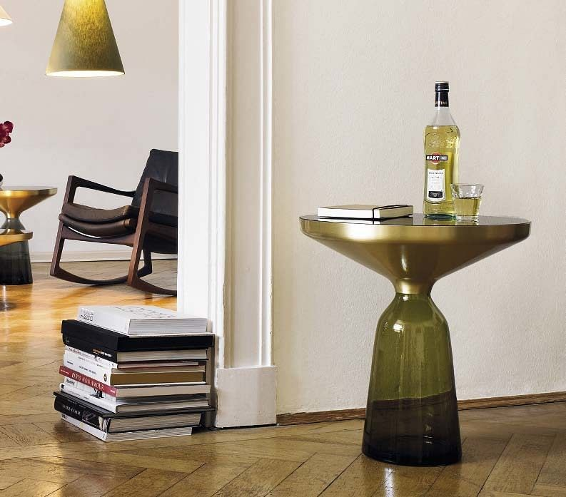 Bell side table.
