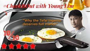 #CheckItOut with Young Lim: Tefal Ingenio induction cookware review