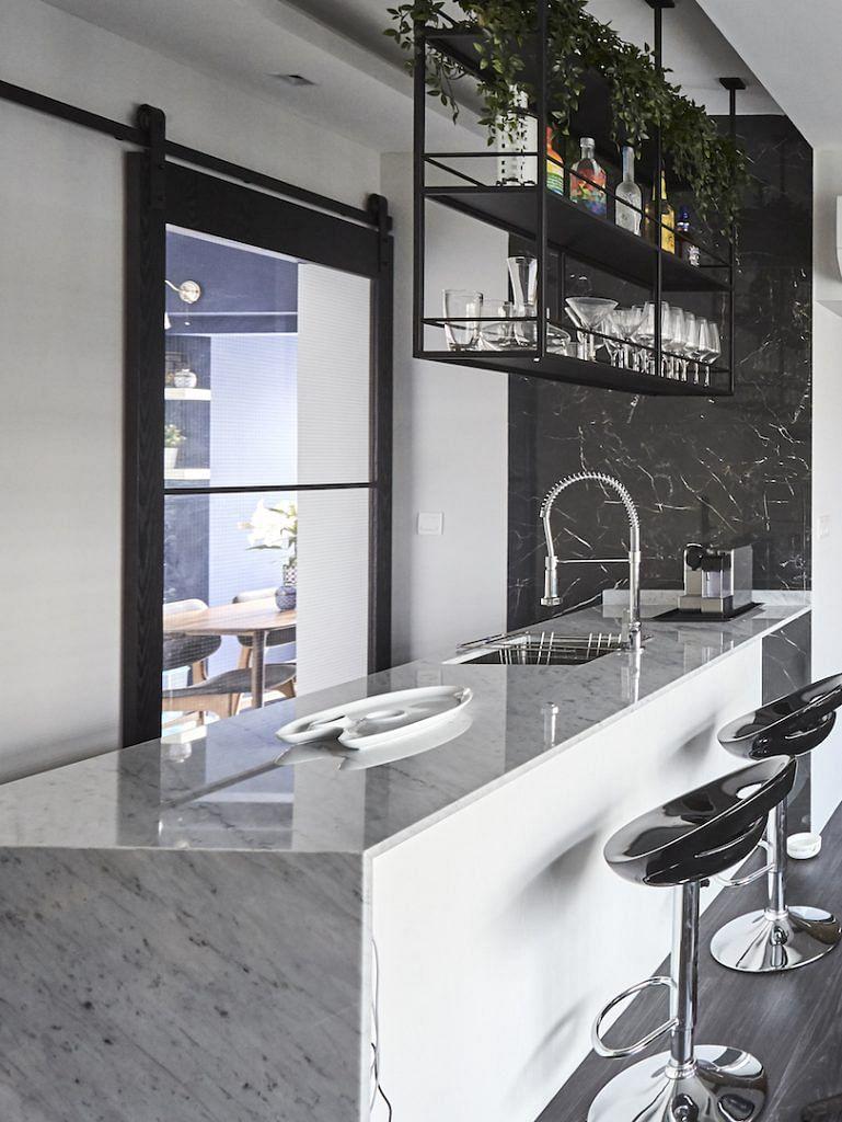 Granite To Laminates A Guide To 6 Kitchen Countertops Home Decor Singapore