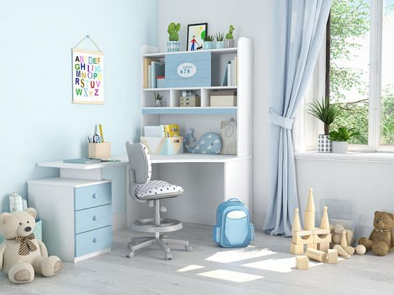 Set Up Your Child S Study Space For Productivity During Home Based Learning Home Decor Singapore