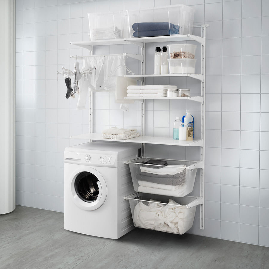 How To Optimise Your Laundry Yard Home Decor Singapore