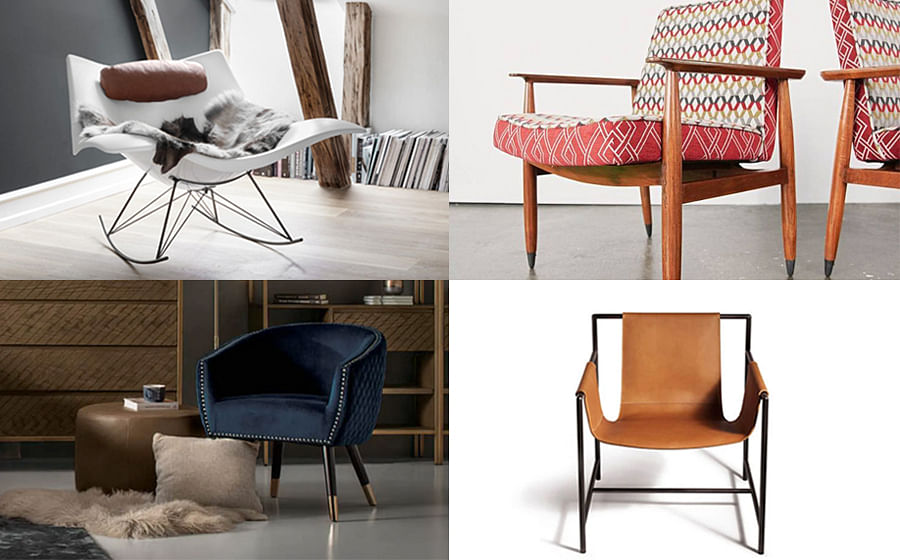 11 Stylish Accent Chairs That Ll Be A, Swivel Chairs For Living Room