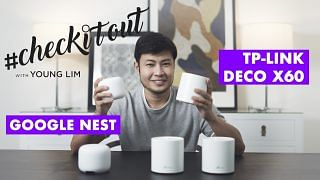 #CheckItOut with Young Lim: mesh routers