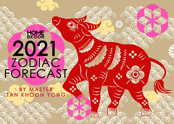 CNY lunar zodiac forecast for the year of the metal ox 2021